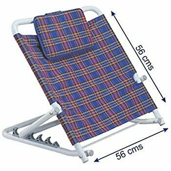 Adjustable Hospital Back Rest For Use On Bed Or Back Support - Universal
