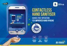 Sanitizer Dispenser - Bilva Care - 10L