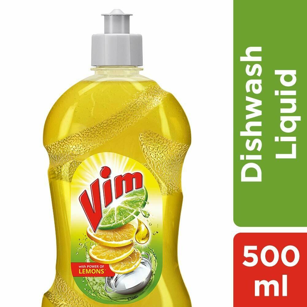 VIM Dishwash Active GEL 500ML