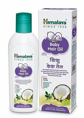 Himalaya Baby Hair Oil 100 ml