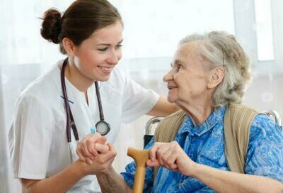 Elder Care Services @ Home