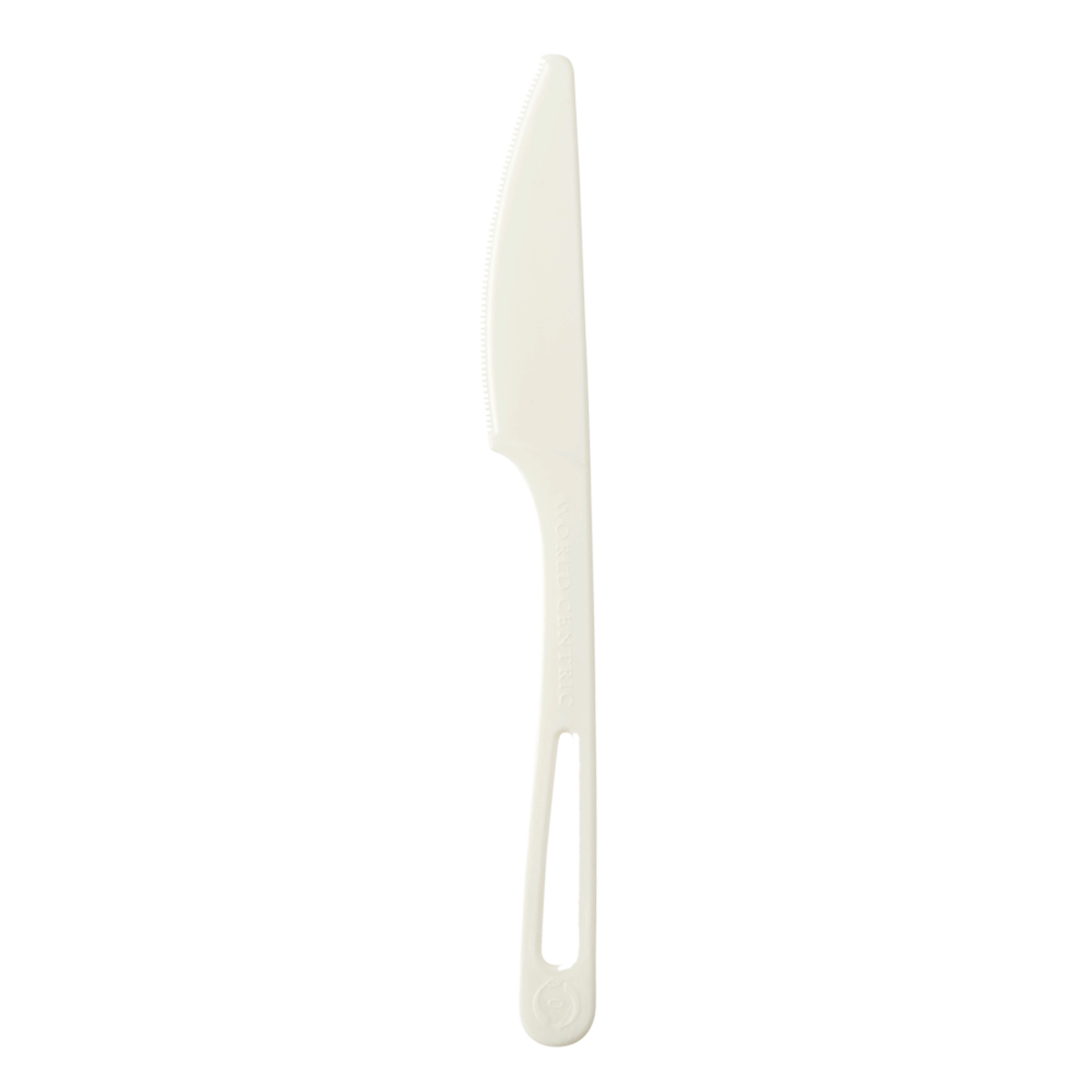 Knife ~ 100% Compostable from World Centric 1000 Units per case