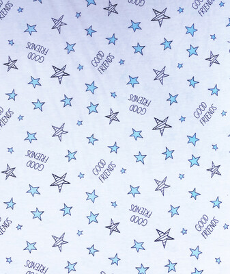 Pijama - Estrellas azules-