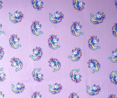 Pijama - Unicornios Lila -
