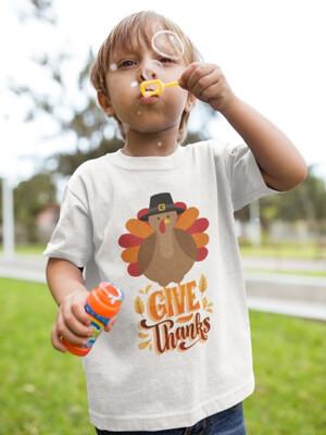 T Shirt - Thanksgiving -