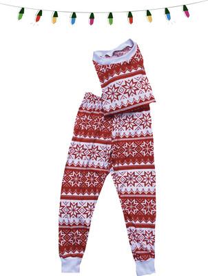 Pijama - Navidad Roja Estrella -