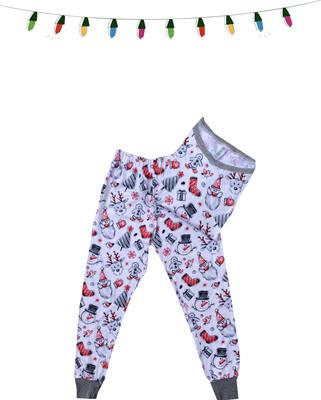 Pijama - Navidad Blanco Figuras -