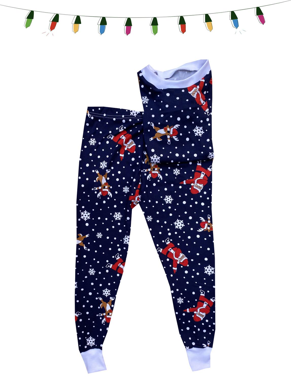 Pijama - Navidad Santa -