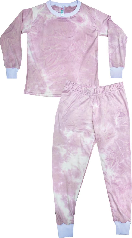 Pijama - Rosa Tie Dye  -