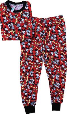 Pijama - Minnie Fondo Rojo  -
