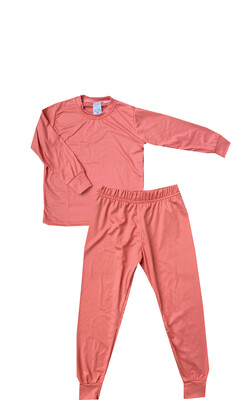 Pijama - Salmón  -