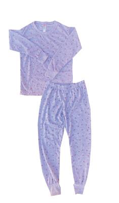 Pijama - Estrellitas Rosadas -