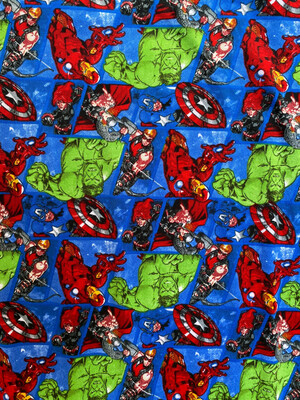 Pijama - Avengers -