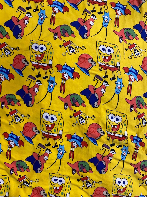 Pijama - Bob Esponja-