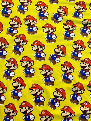 Pijama - Mario Bross -