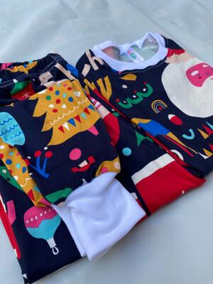 Pijama - Christmas Characters -