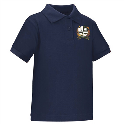 Navy Middle School Polo
