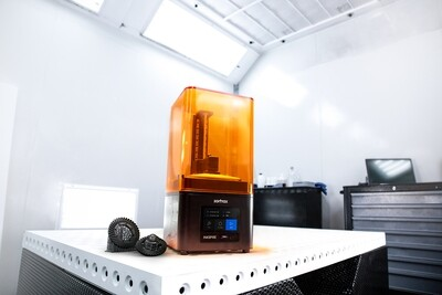 Zortrax Inkspire Resin LCD 3D printer