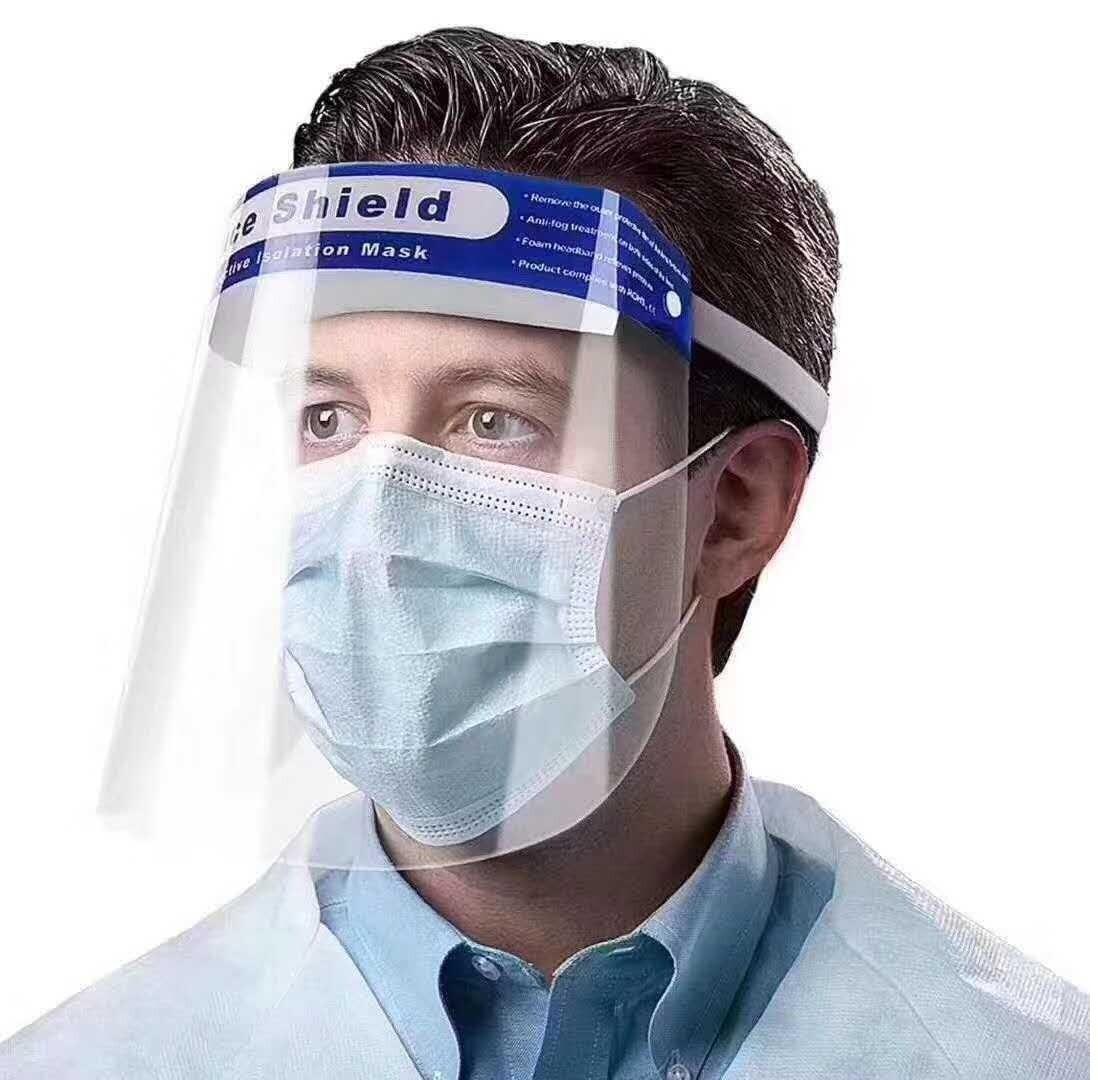 Antifog FaceShield 25 Qty