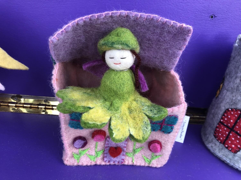 Handmade felted items for kids