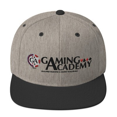 Snapback GA Official Hat