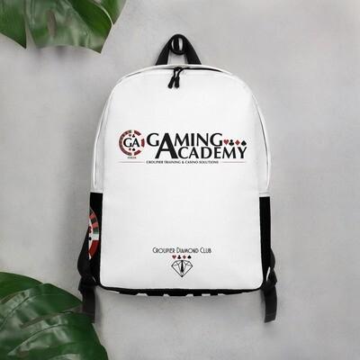Pro GA Backpack White