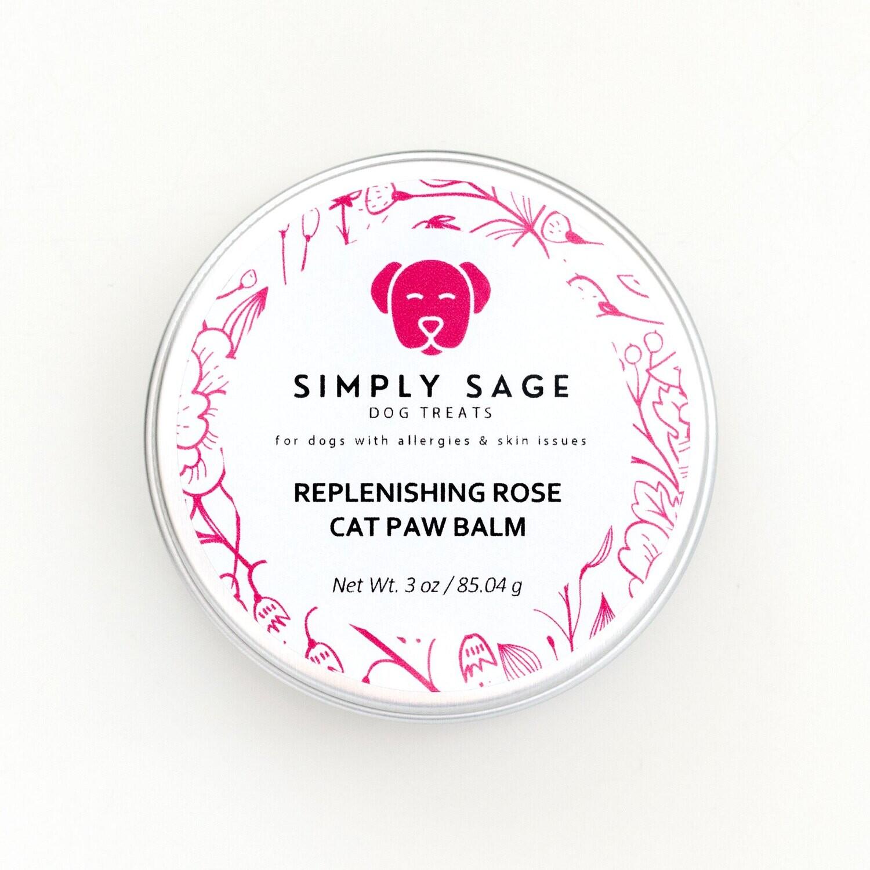 Replenishing Rose Cat Paw Balm