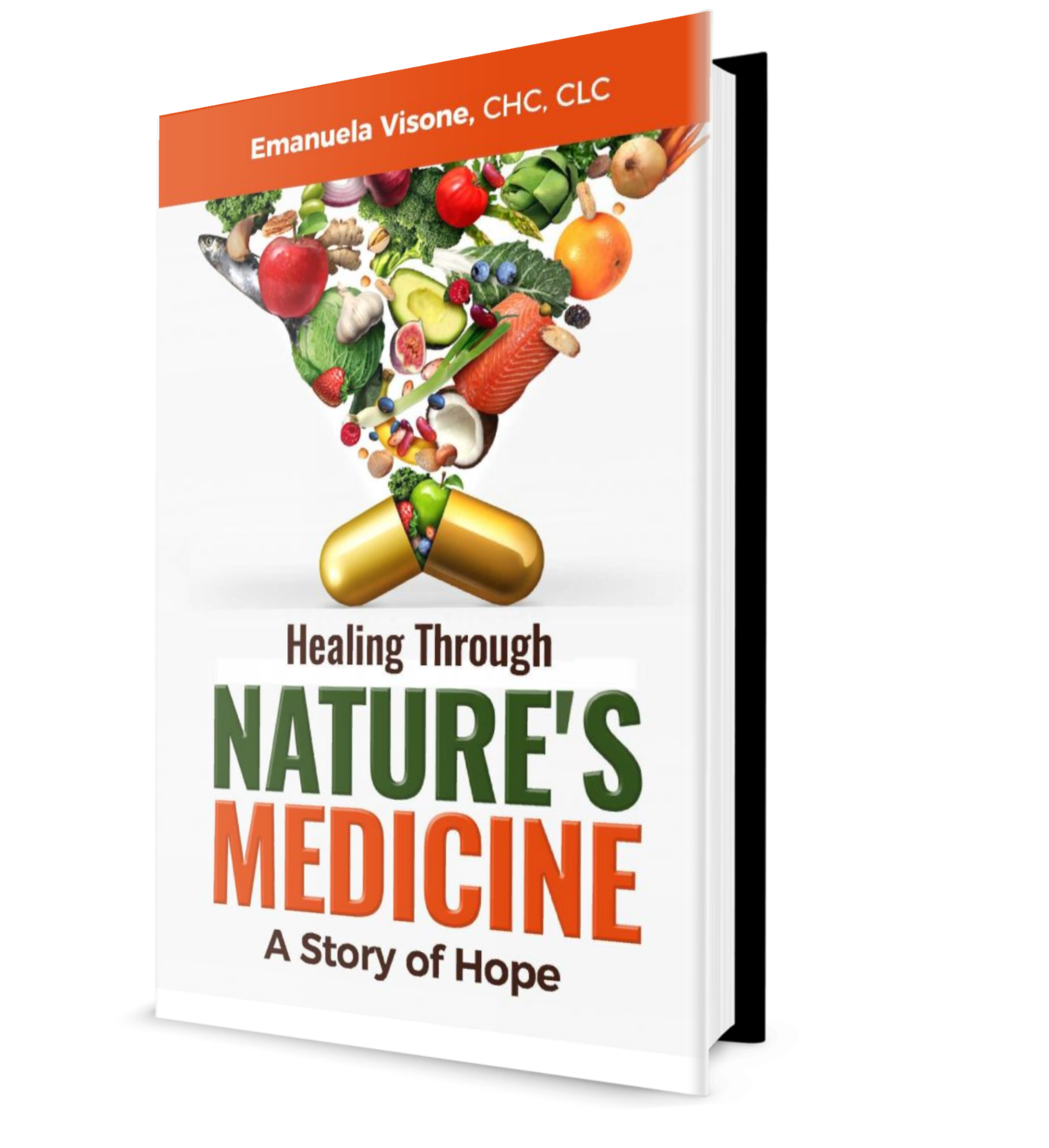 Healing Through Nature's Medicine -  A Story of Hope