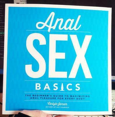 Anal Sex Basics - Jansen