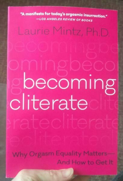 Becoming Cliterate - Mintz