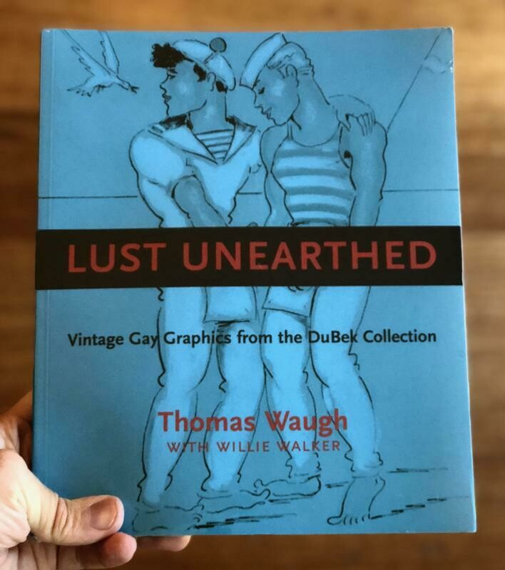 Lust Unearthed - Walker & Waugh