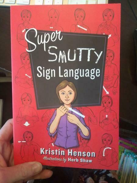 Super Smutty Sign Language - Hen