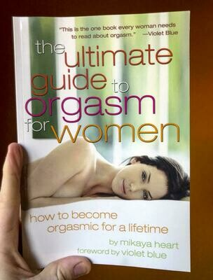 The Ultimate Guide to Orgasm for Women - Heart
