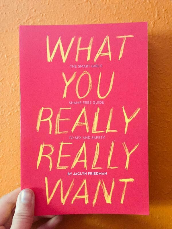 What You Really Really Want - Friedman