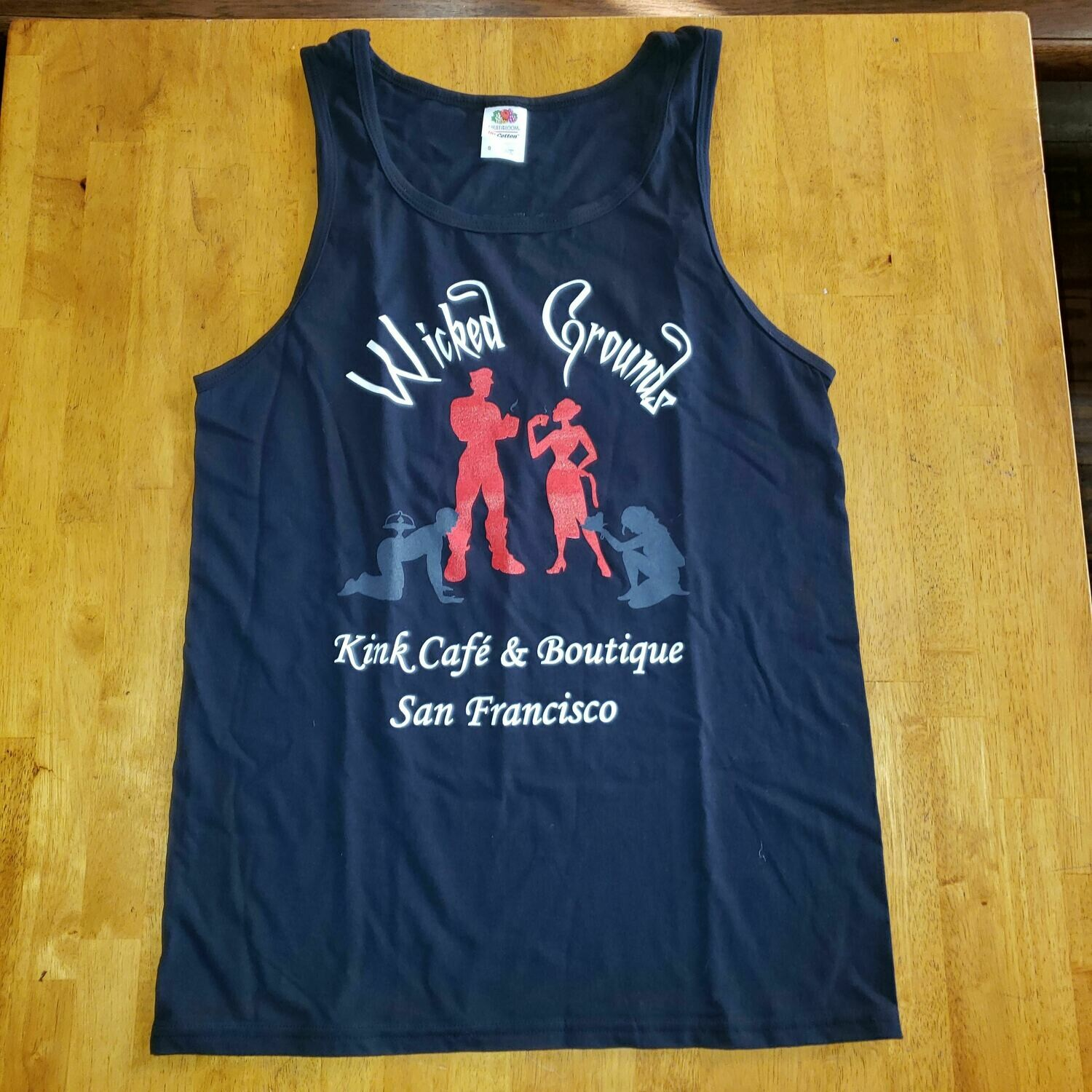 Wicked Grounds Tank Top (Regular Fit)
