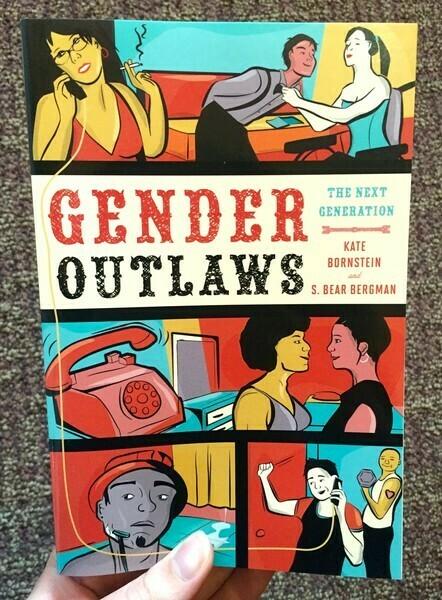 Gender Outlaws - Bornstein