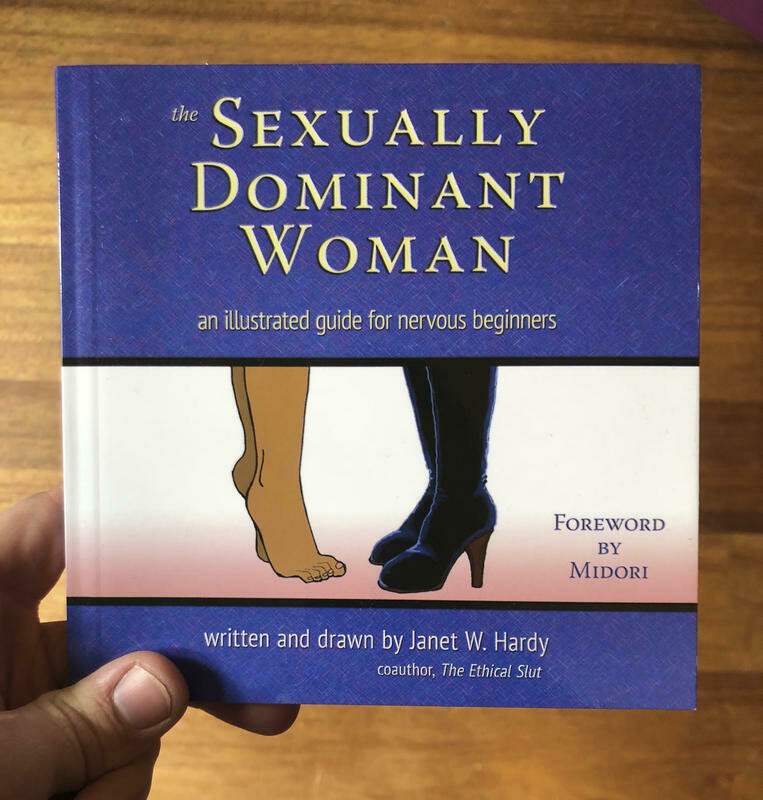 Sexually Dominant Woman - Green
