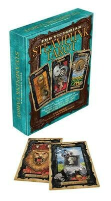 The Victorian Steampunk Tarot