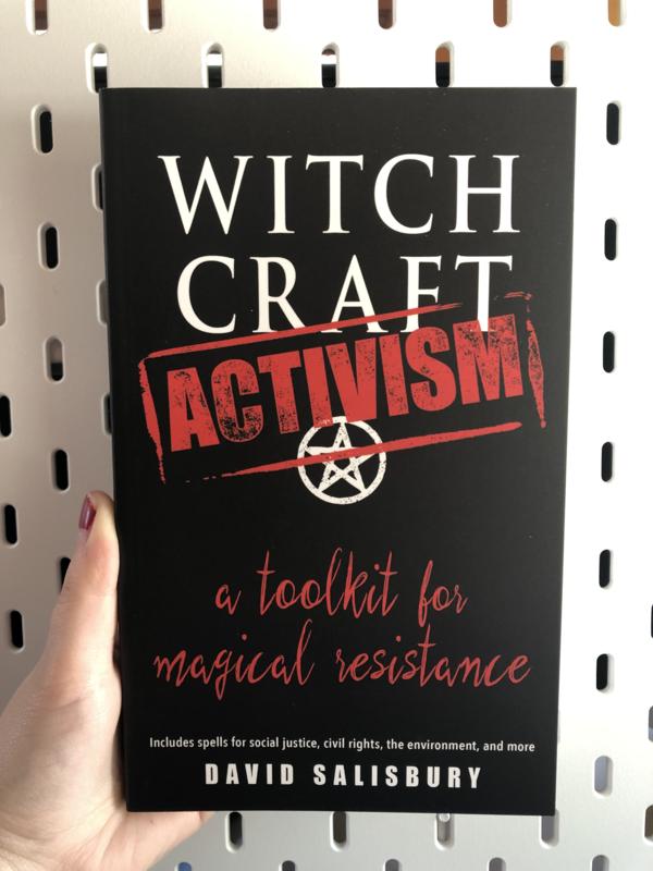 Witchcraft Activism - Salisbury