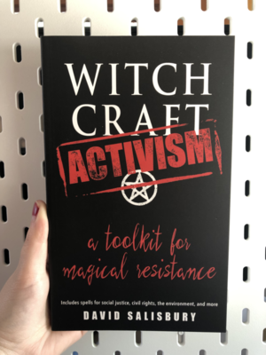 Witchcraft Activism: A Toolkit for Magical Resistance  - Salisbury