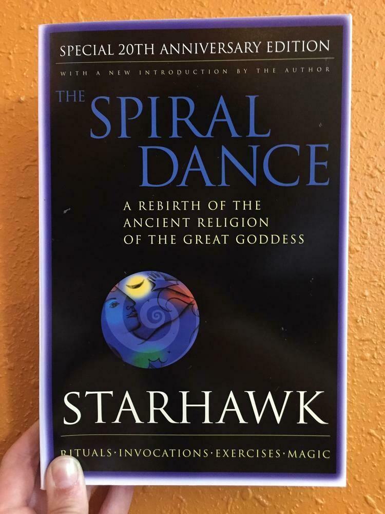 The Spiral Dance - Starhawk