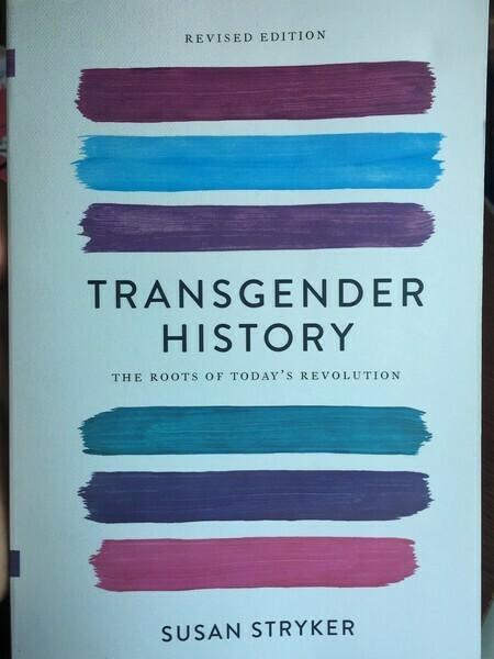 Transgender History - Stryker