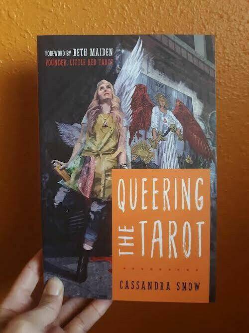Queering the Tarot - Snow