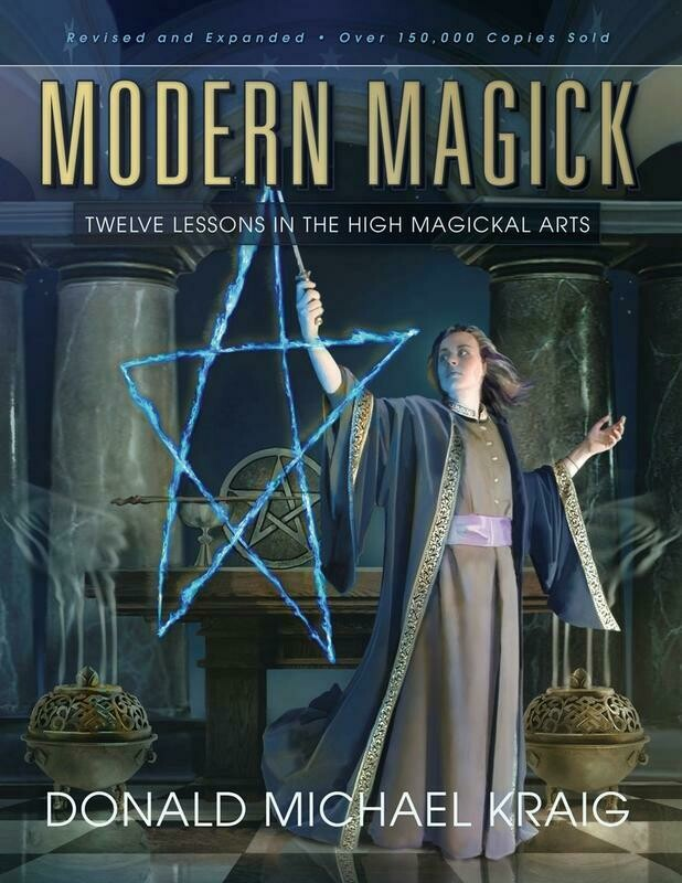 Modern Magick - Kraig