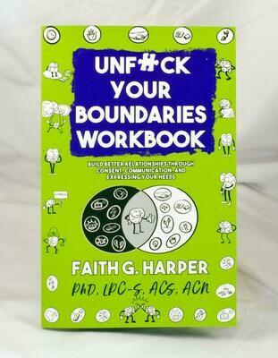 Unfuck Your Boundaries Workbook - Harper