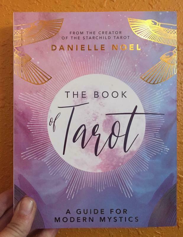 The Book of Tarot: A Guide for Modern Mystics