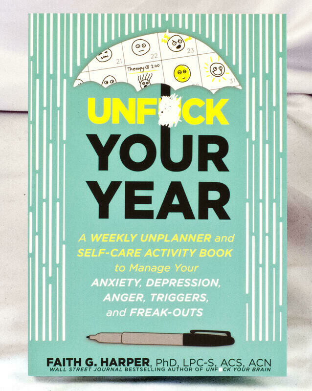 Unfuck Your Year - Harper