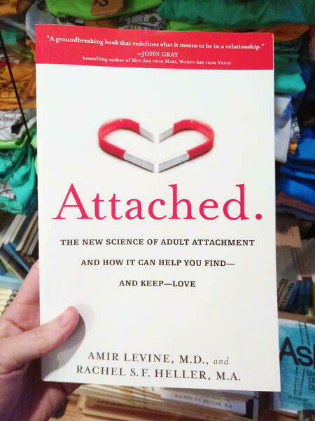 Attached - Levine