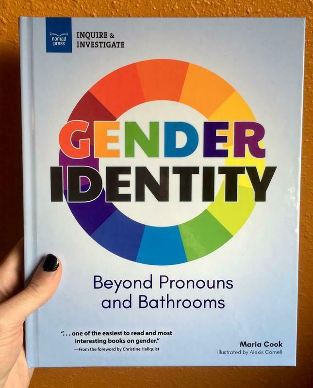 Gender Identity - Cornell & Cook