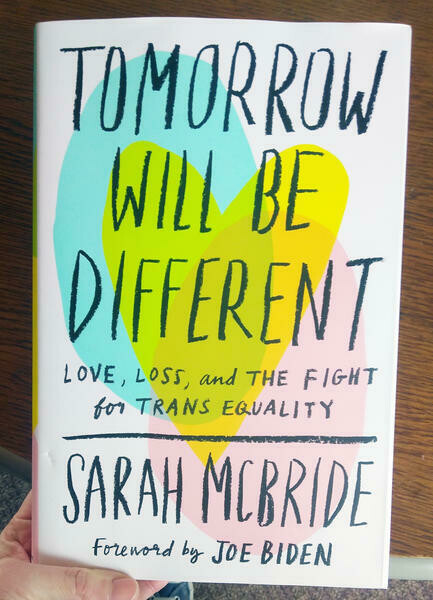Tomorrow Will Be Different - McBride